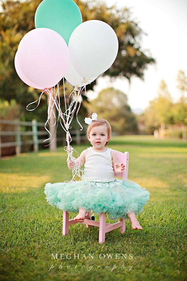 Orange County First Birthday Photographer One Year Shoot