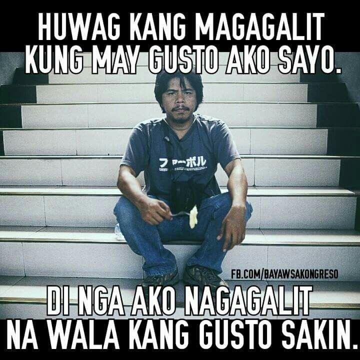 Ang Sinabi Ng Stalker Hugot Pinoy Quotes Filipino Quotes