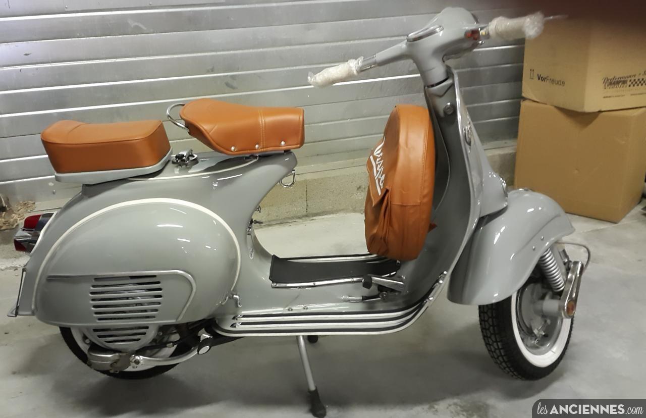vespa 125 n 1963