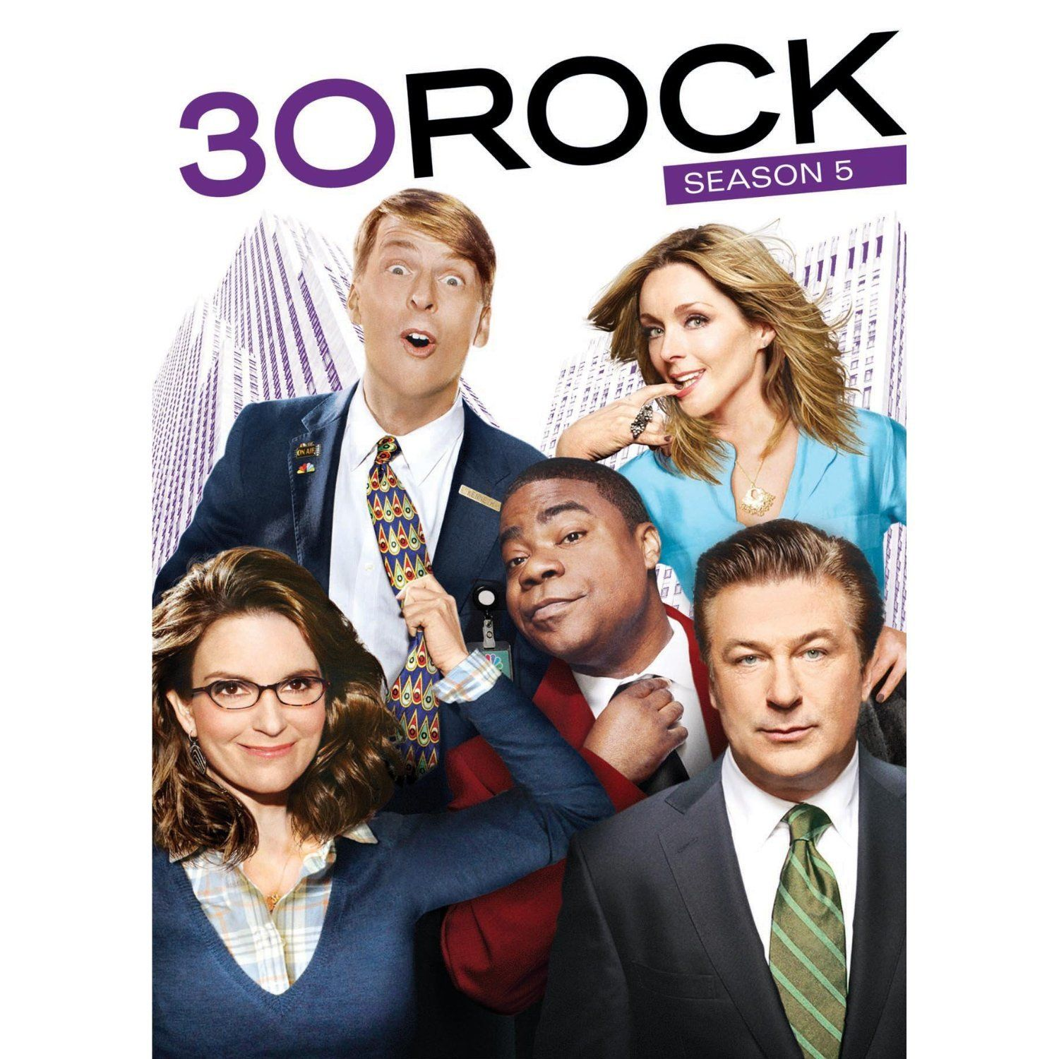 30 Rock  Sharp, hilarious, and witty  Tina Fey is a genius