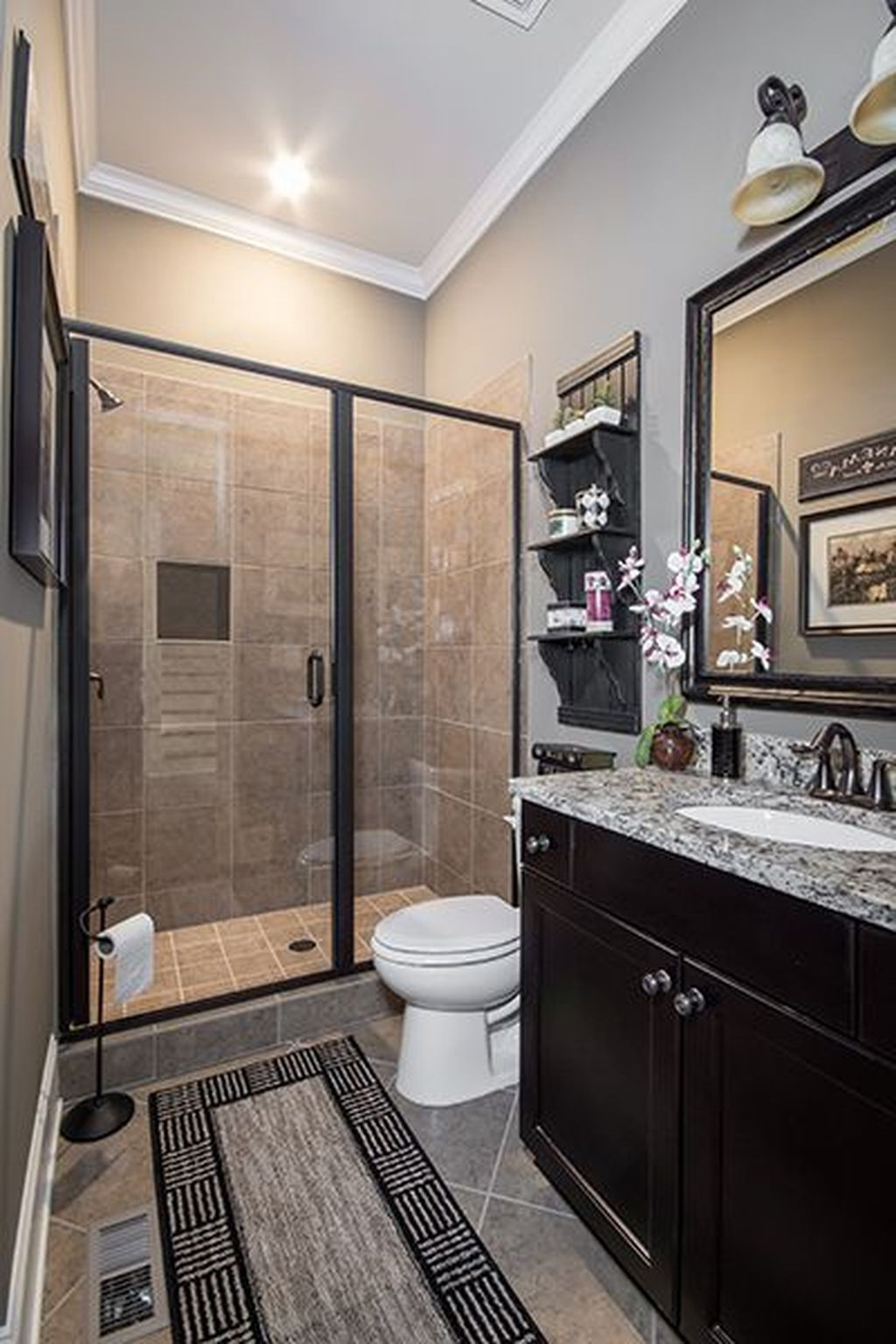 20+ Gorgeous Small Bathroom Remodel Ideas On A Budget images