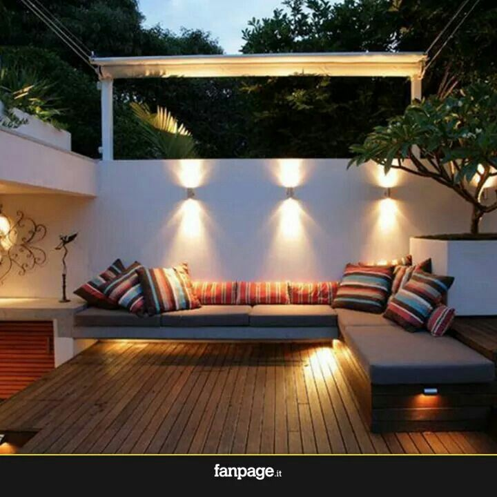 Couch And Wall Lighting Dream House Ideas Garten