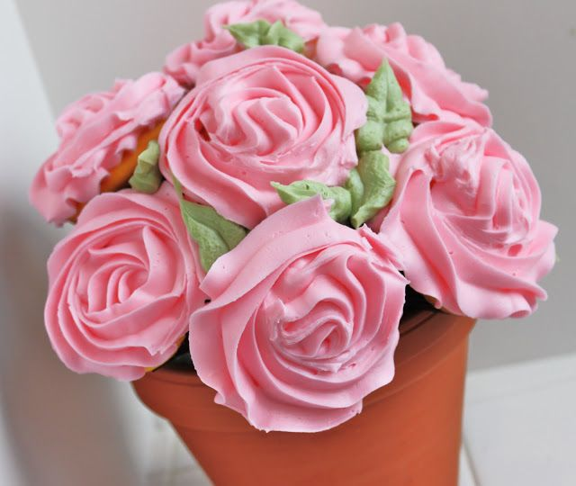 Day 3 of the spring blog hop party and flower pot roses | Created by ...