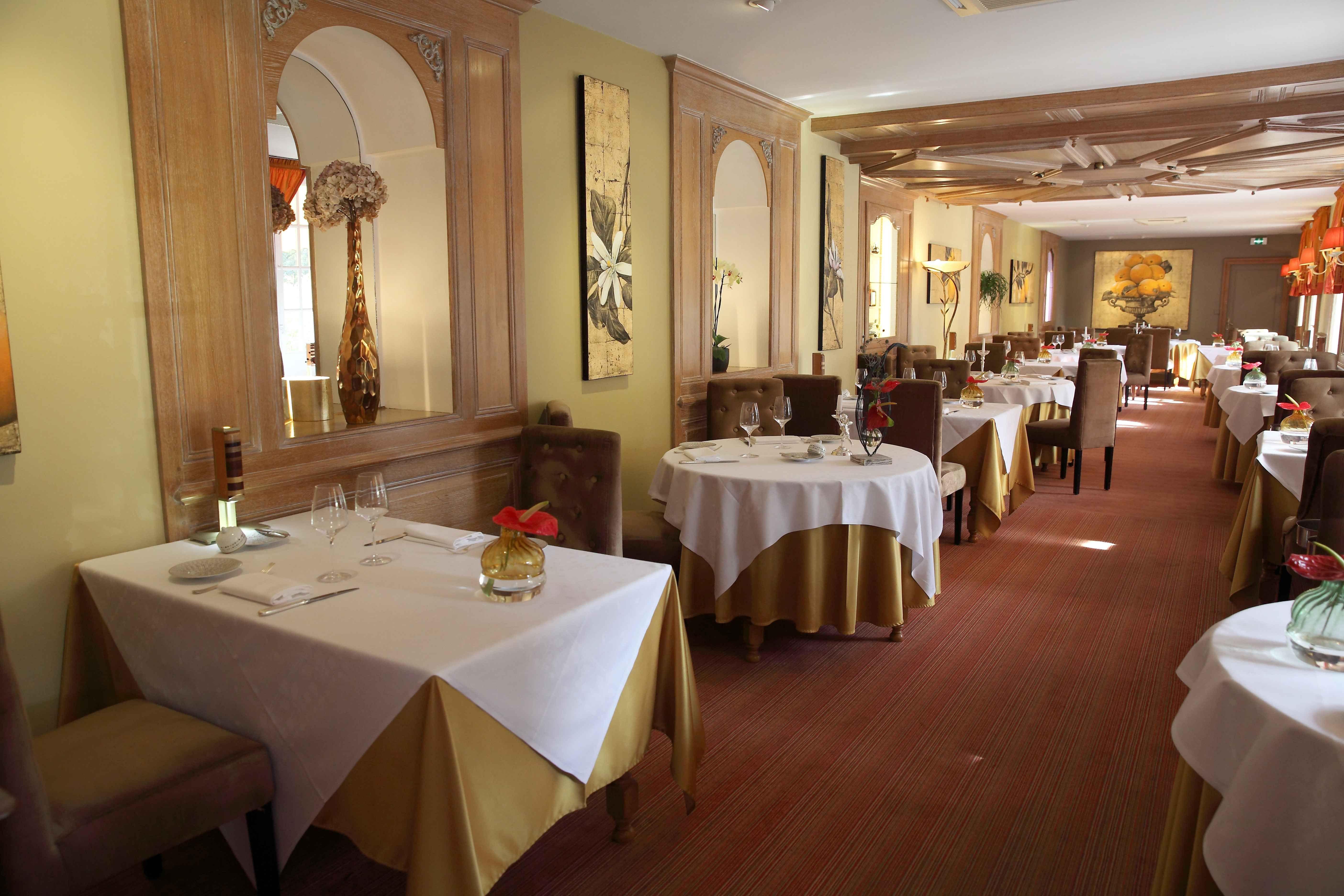 L Orangerie Du Chateau Blois Restaurant Gastronomique Restaurant Gastronomie