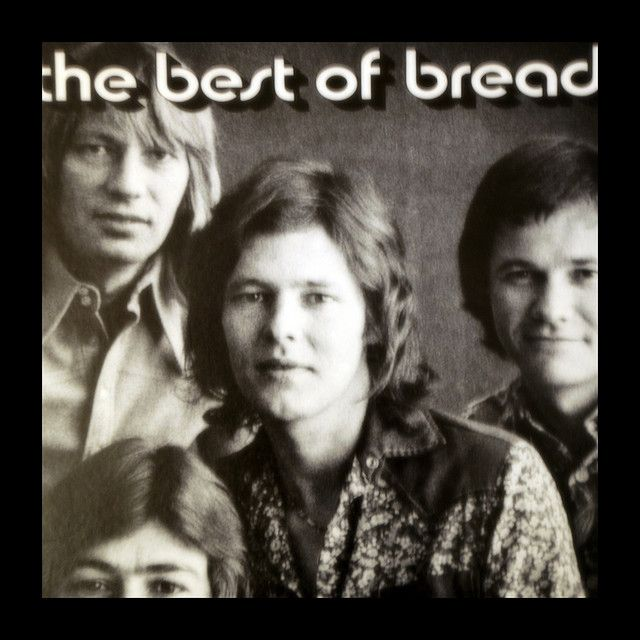 Best Of Bread Album Cover Album Covers 1970s Music