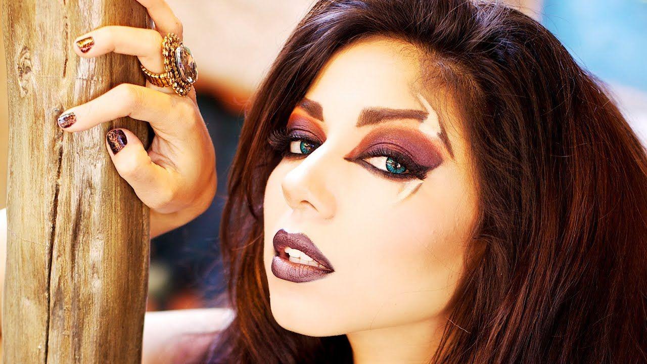 Scar Inspired Makeup! Charisma Star Makeup inspiration
