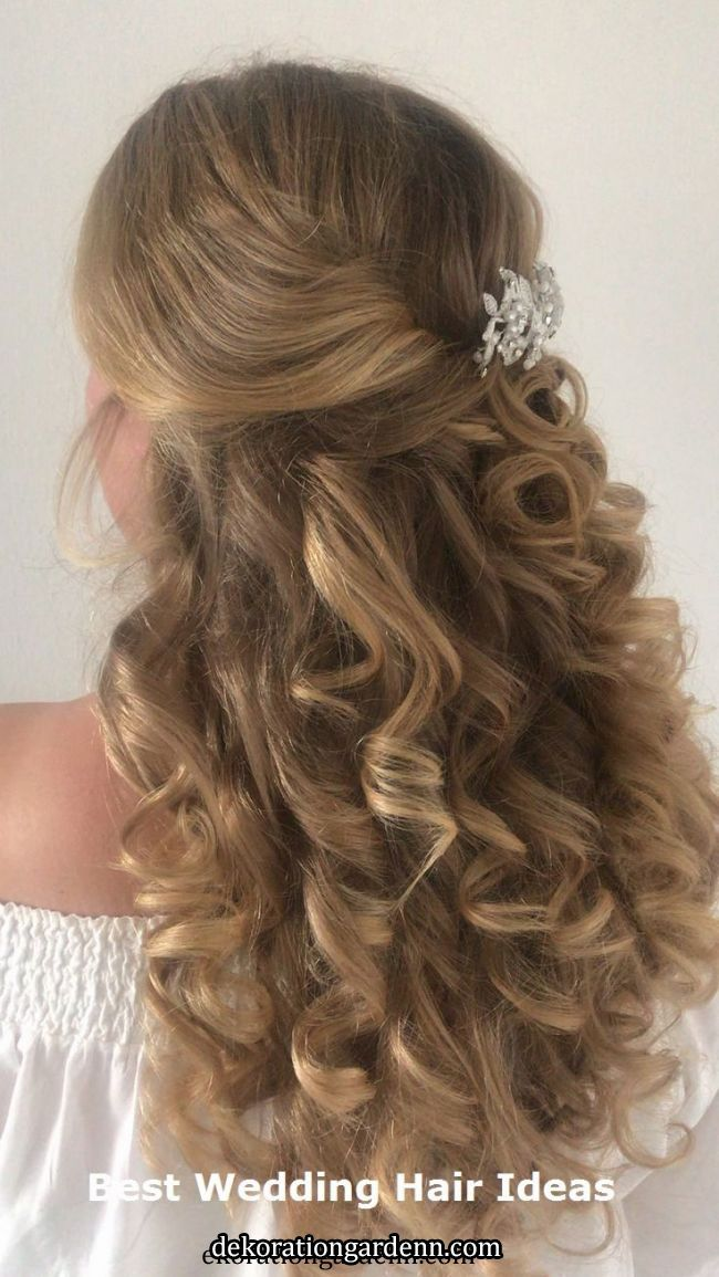 Great Wedding Hair Styles Hairforwedding Braidhair In 2020