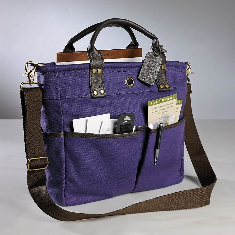 Bloomsbury Bookbag Stocked With Tools I Have This Bag In Purple And Absolutely Love It S Functional For Me Holds All That Need To Carry Work