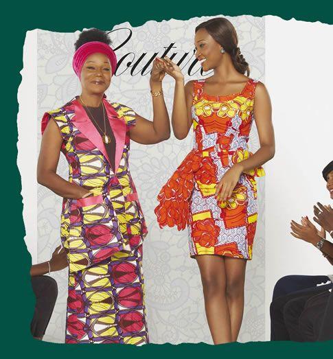 Pingl par la main divine sur belles africaines bien en for Couture de kita pagne