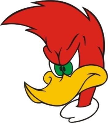 Pajaro Loco Buscar Con Google Personajes De Dibujos Animados Clasicos Coyote Animado Monstruos Caricatura