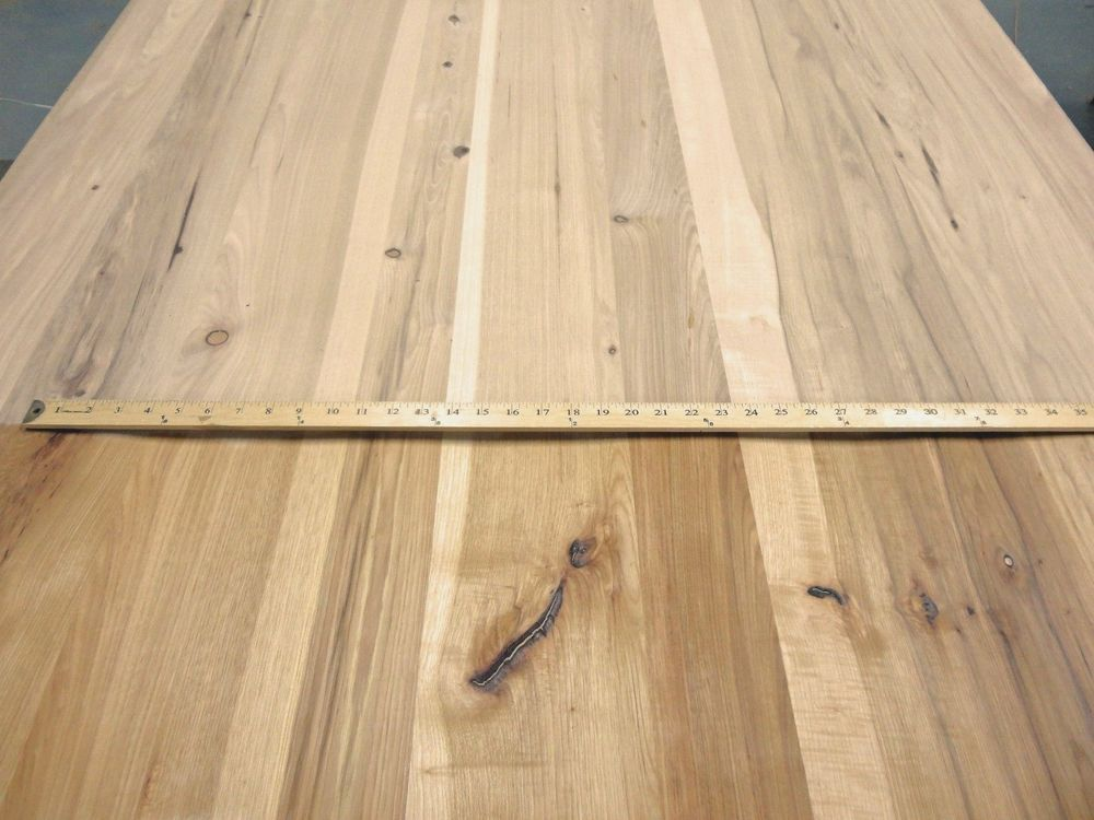 Details About Rustic Planked Knotty Hickory Pecan Wood Veneer 48 X 96 On Paper Back 1 32 Pecan Wood Wood Veneer Wood
