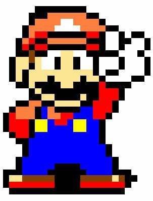 Victory Mario Mario Characters Mario Stickers