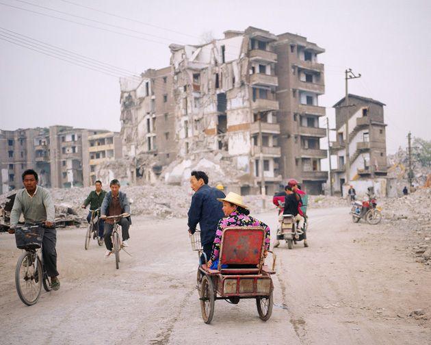 Zhang Xiao L Insense Photographie Photos Chine