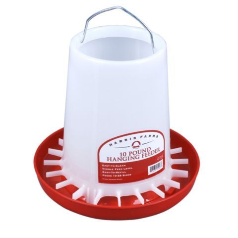 Harris Farms Hanging Feeder, 10 lb. - Tractor Supply Online Store