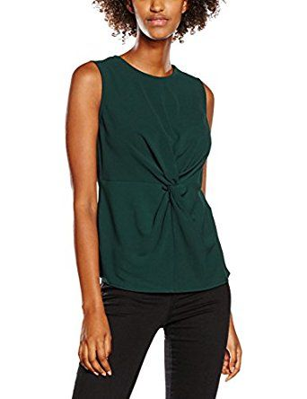 Womens Twist Front Blouse New Look High-Quality Cheap Cheap 100% Authentic Classic Cheap Online O3SH1vsNw