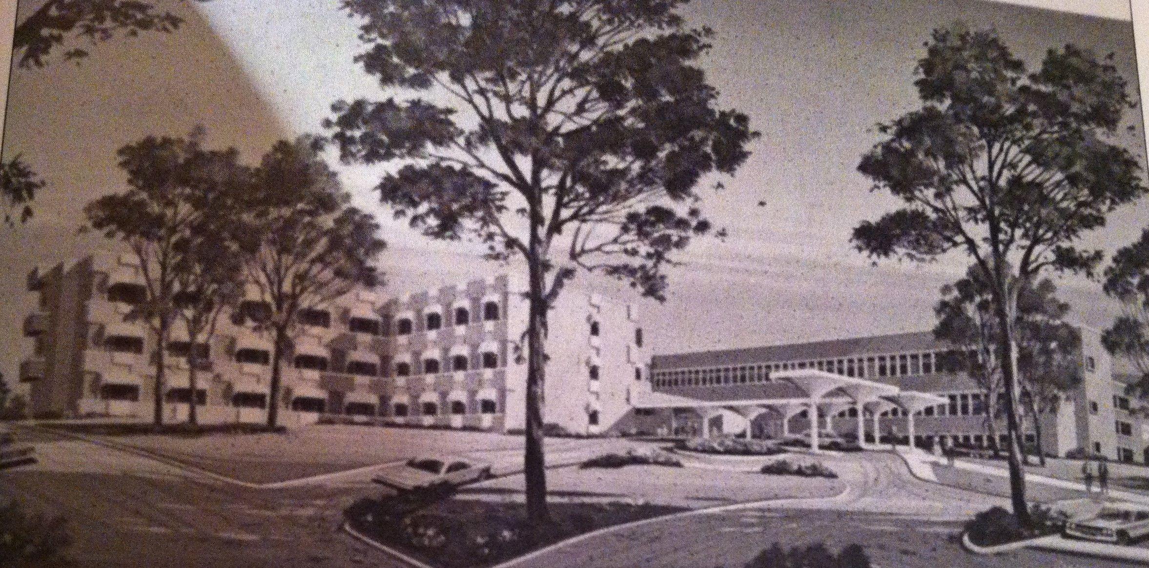 Flow Memorial Hospital 1310 Scripture Street Denton was original