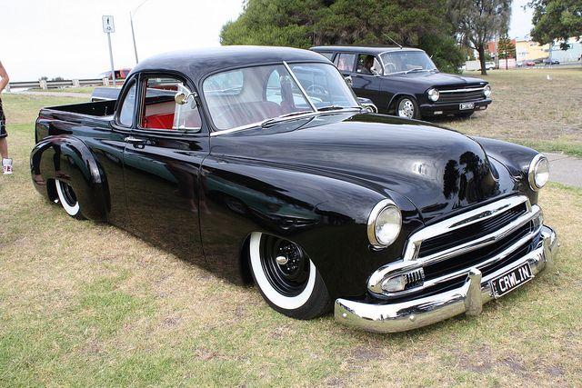 1951 Chevrolet Ute Chevy Trucks Dream Cars Car Chevrolet