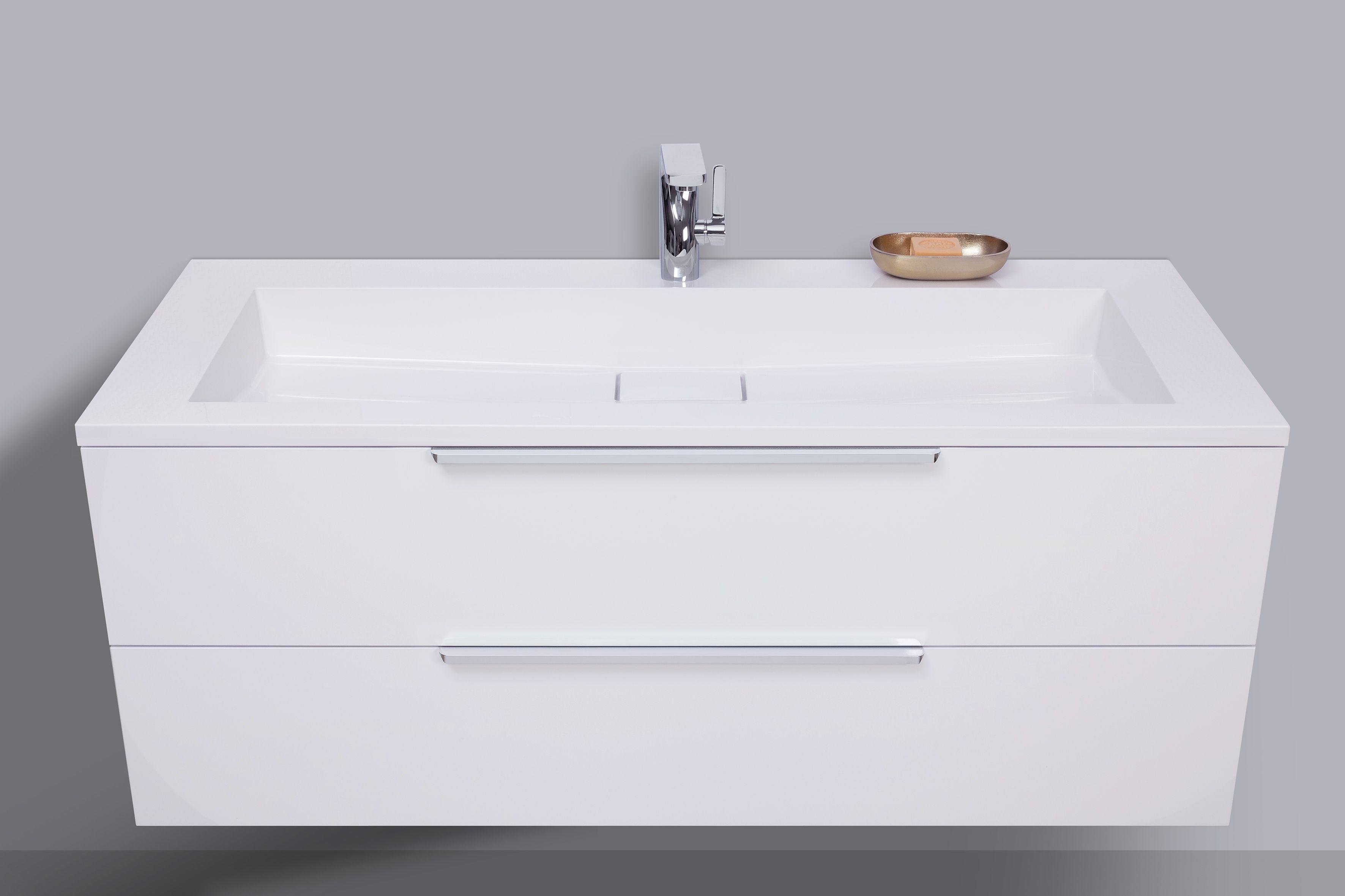 Designbaeder Com Waschbeckenunterschrank Waschbecken Unterschrank
