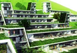 Awesome Eco Friendly Apartments Images - Decorating Interior ...