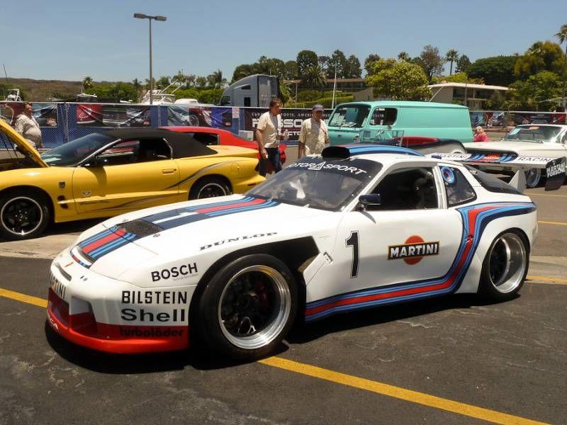 1986 Porsche 944 Turbo Race car