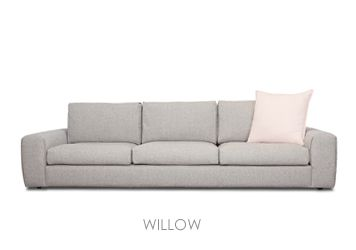 Willow Sofa   Enquire Now