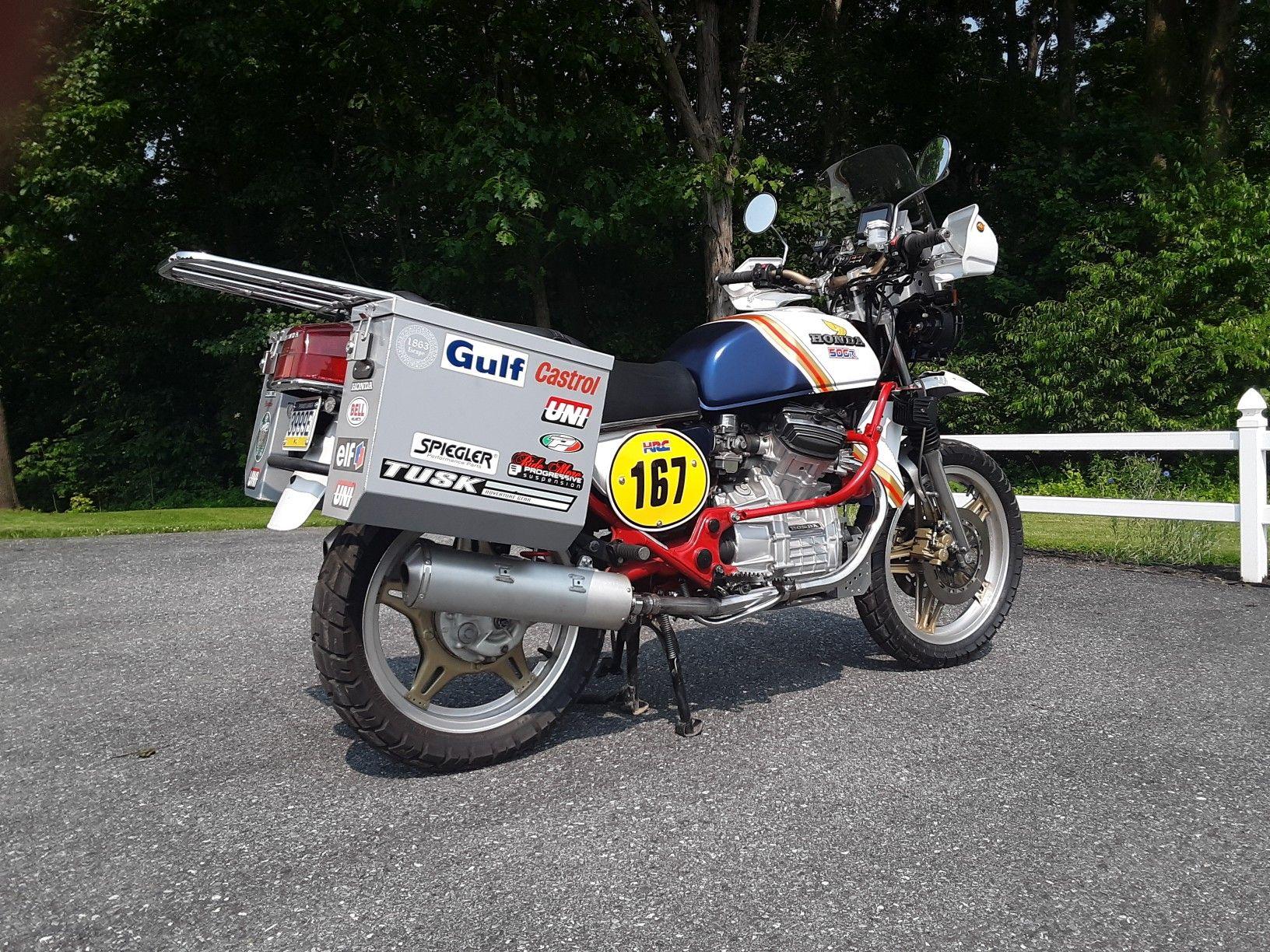 Honda Cx 500 Adventure Bike Adventure Bike Honda Cx500 Honda