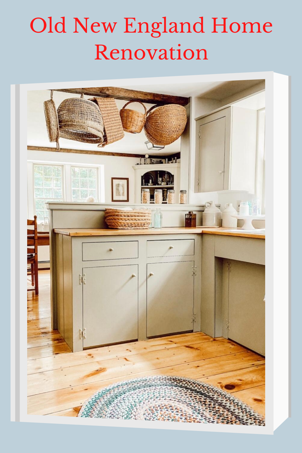 Sharing our coastal Maine home renovation and decorating.  #countryhome #countryhomes #newenglandhome #vintgehome #vintagehomedecor #fleamarketdecor #oldhome #oldhomes