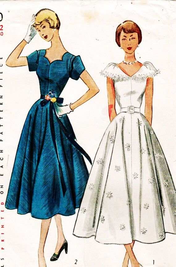 Image from http://img.loveitsomuch.com/uploads/201210/16/vi/vintage%201950%20simplicity%203410%20sewing%20pattern%20misses%20semi%20formal%20and%20formal%20dress%20size%2012%20bust%2030-f60635.jpg.