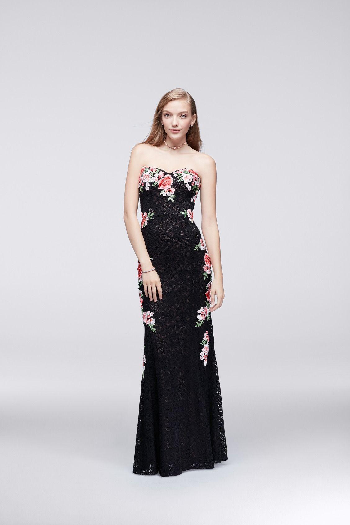 David Bridal Prom Gowns