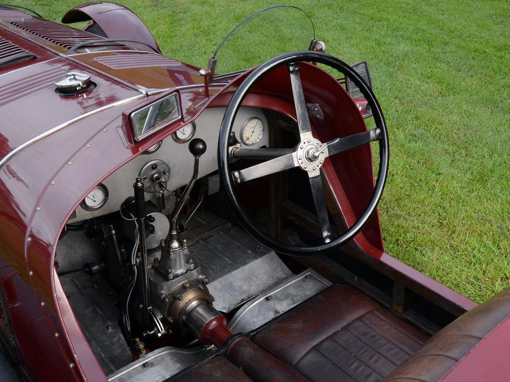 1929 Maserati Tipo V4+