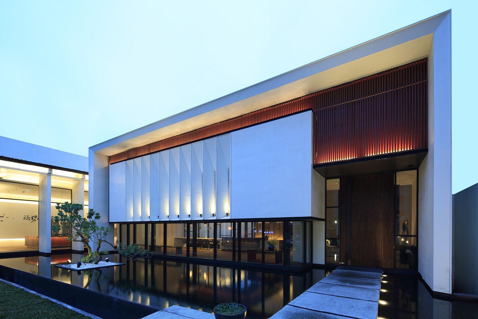 gallery of exquisite minimalist / arcadian architecture + design