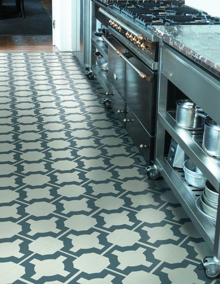 Trending Today On Remodelista 5 Reasons To Love London Gardenista In 2020 Vinyl Flooring Vinyl Flooring Kitchen Tile Floor
