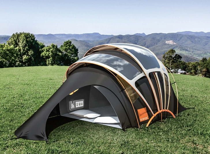 7 Weird, Beautiful Tents We'd Love to Take Camping | Solar ...