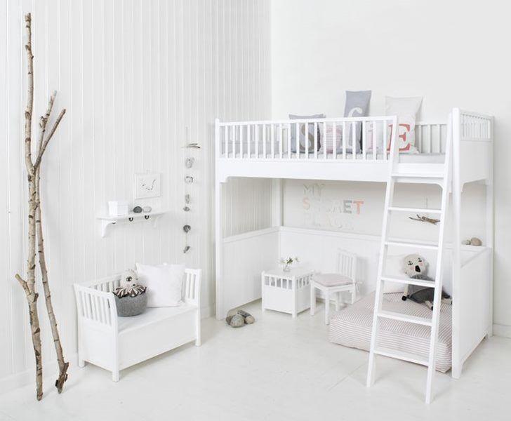 stunning wooden bed collection for kids by oliver furniture inhabitots - Oliver Furniture Hochbett