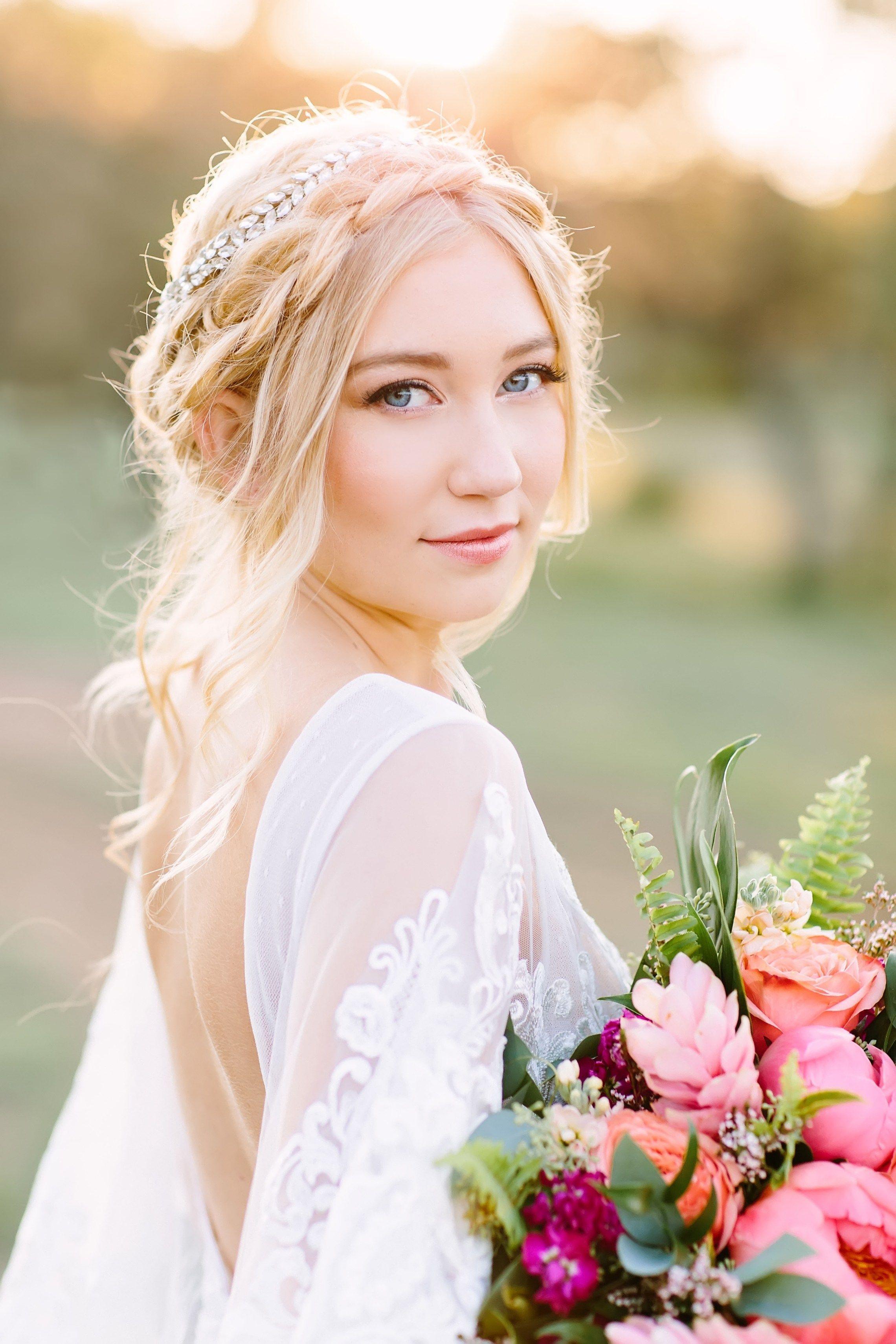 austin wedding makeup, makeup artist, bridal makeup, boho