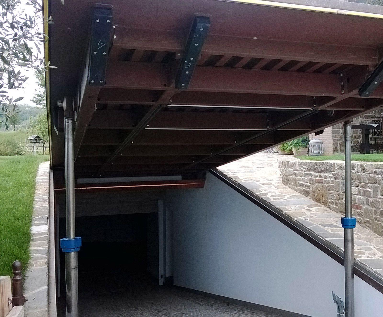Underground Garage, Garage Shop, Auto, Bunker, Dream Garage, Workshop, Garages,