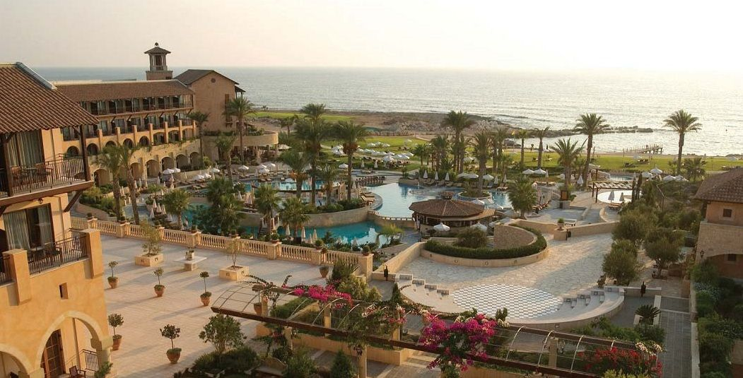 5 Elysium Hotel Luxury 7 Night Stay On A Half Board Basis From