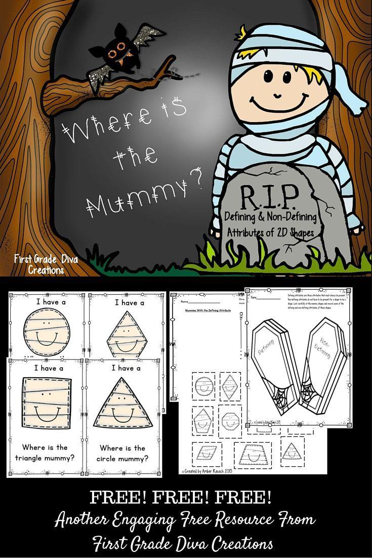Free Halloween Math Activities And Printables Halloween Math Activities Halloween Math Halloween Kindergarten [ 1102 x 735 Pixel ]