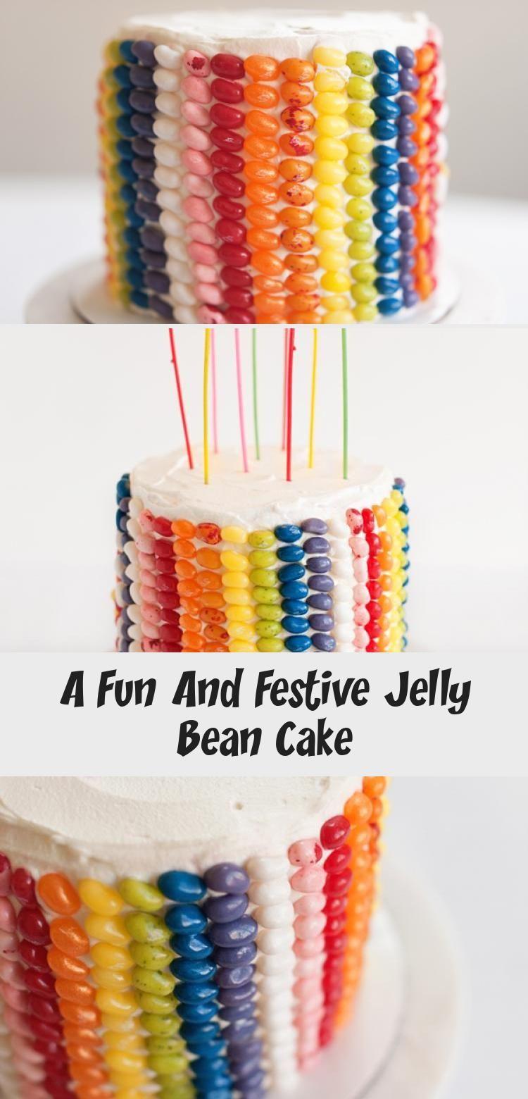 Photo of Rainbow cake #rainbowcake #jellybeans #PinataKuchenRezept #PinataKuchenEinfach