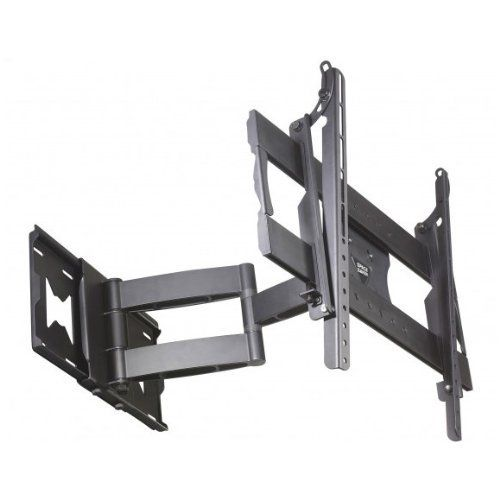 Space Saver Full Motion Flat Screen Tv Wall Mount Bracket For 32 Inch To 55 Inch Screens By Space Saver 199 95 Wall Mounted Tv Full Motion Wall Mount Tv Wall
