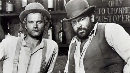 Western actors terence hill bud spencer wallpaper  876e81a349