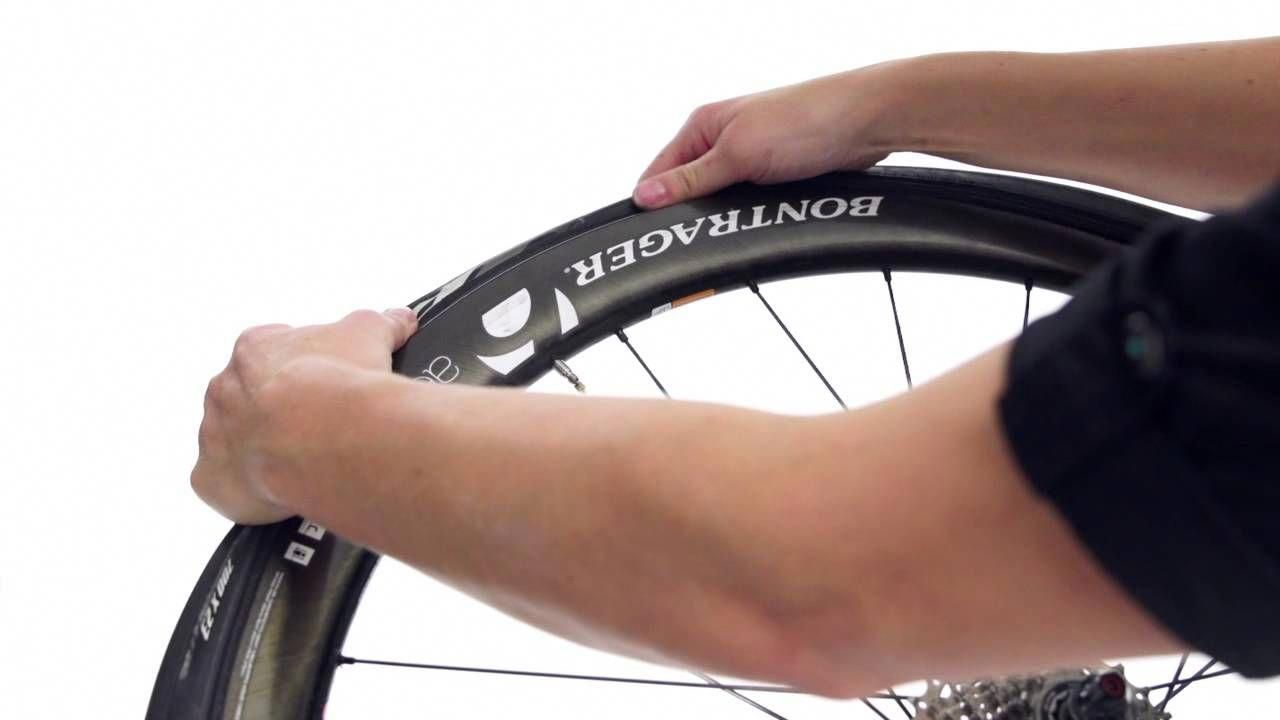 How To Change And Fix A Flat Bike Tire Trek Bicycle