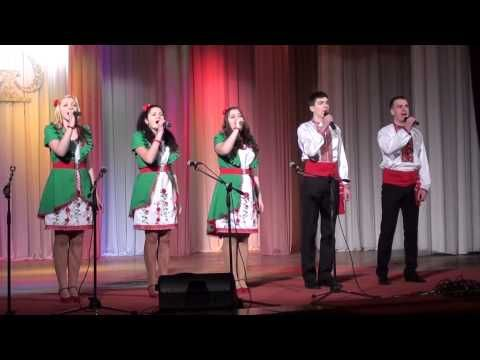 "Над землею туманы - вокальний ансамбль ""Радість"" (Голос мрій-2015) - YouTube"