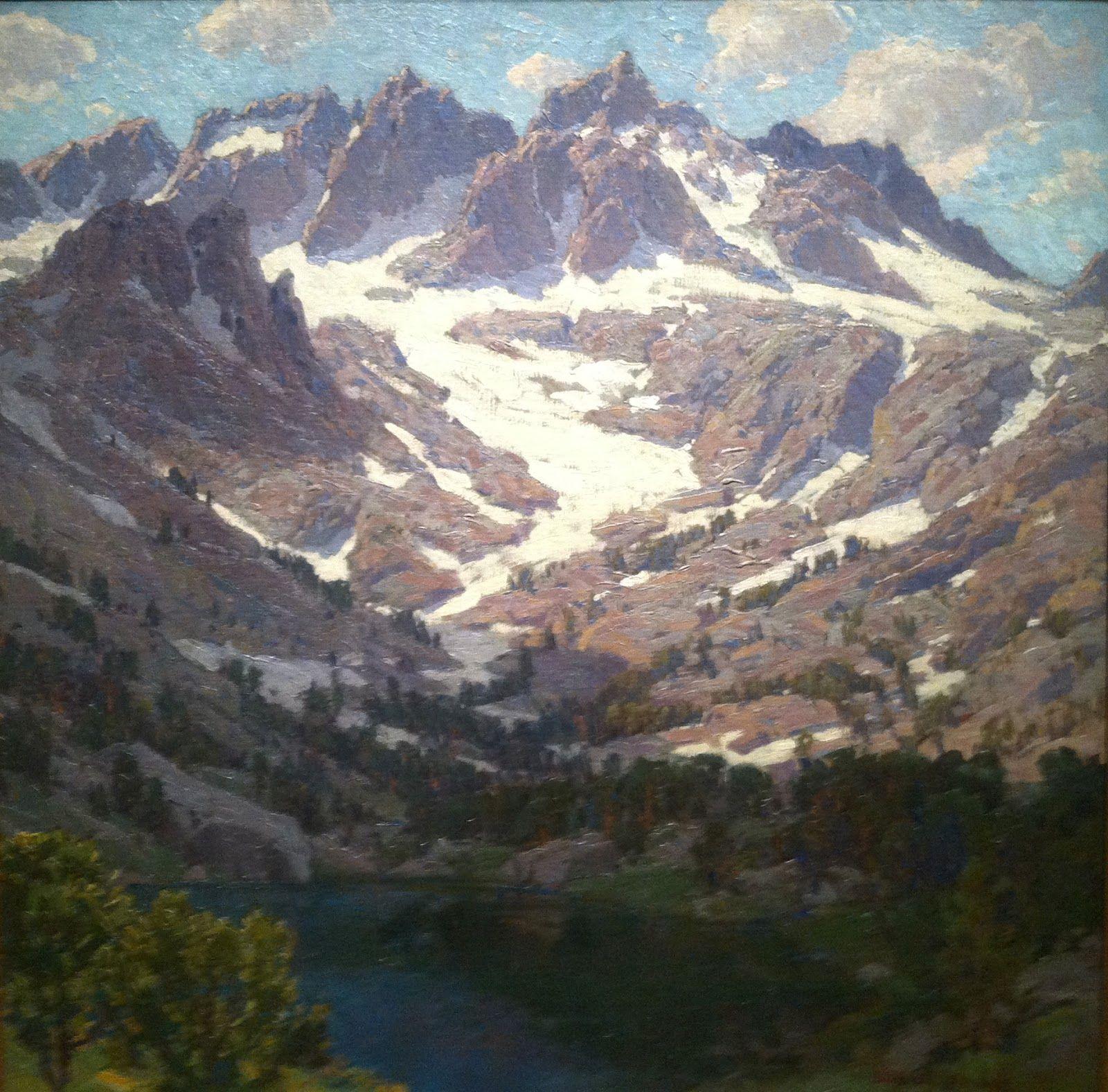 Edgar Payne Paintings