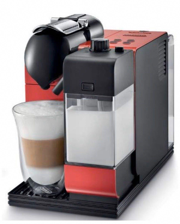 Nepresso Lattissima Plus Original EspressoMachines in