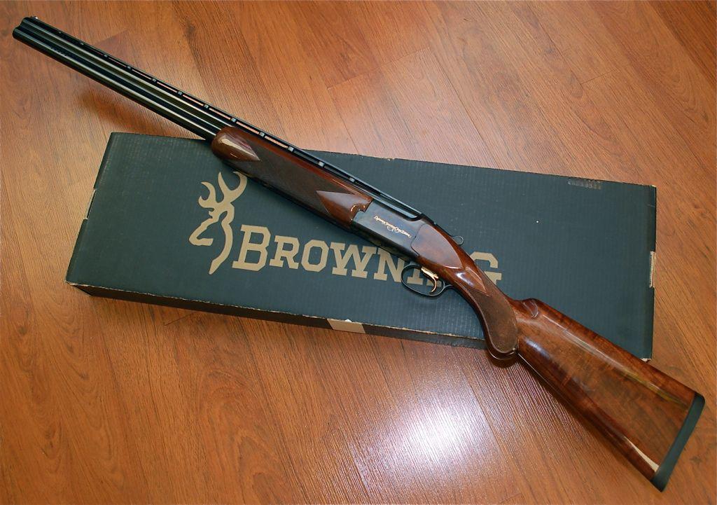 Pin on Long Guns