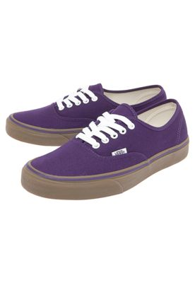 fbd5926477 Tênis Vans Authentic Roxo