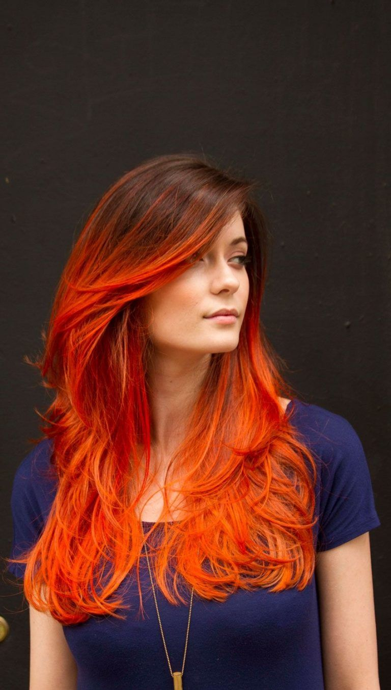 20 Orange Hair Color Trend Is Taking to the Next Level – Love Casual Style