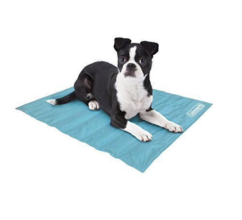 Coleman Comfort Cooling Gel Pet Pad Mat In Small 12x16 For Small