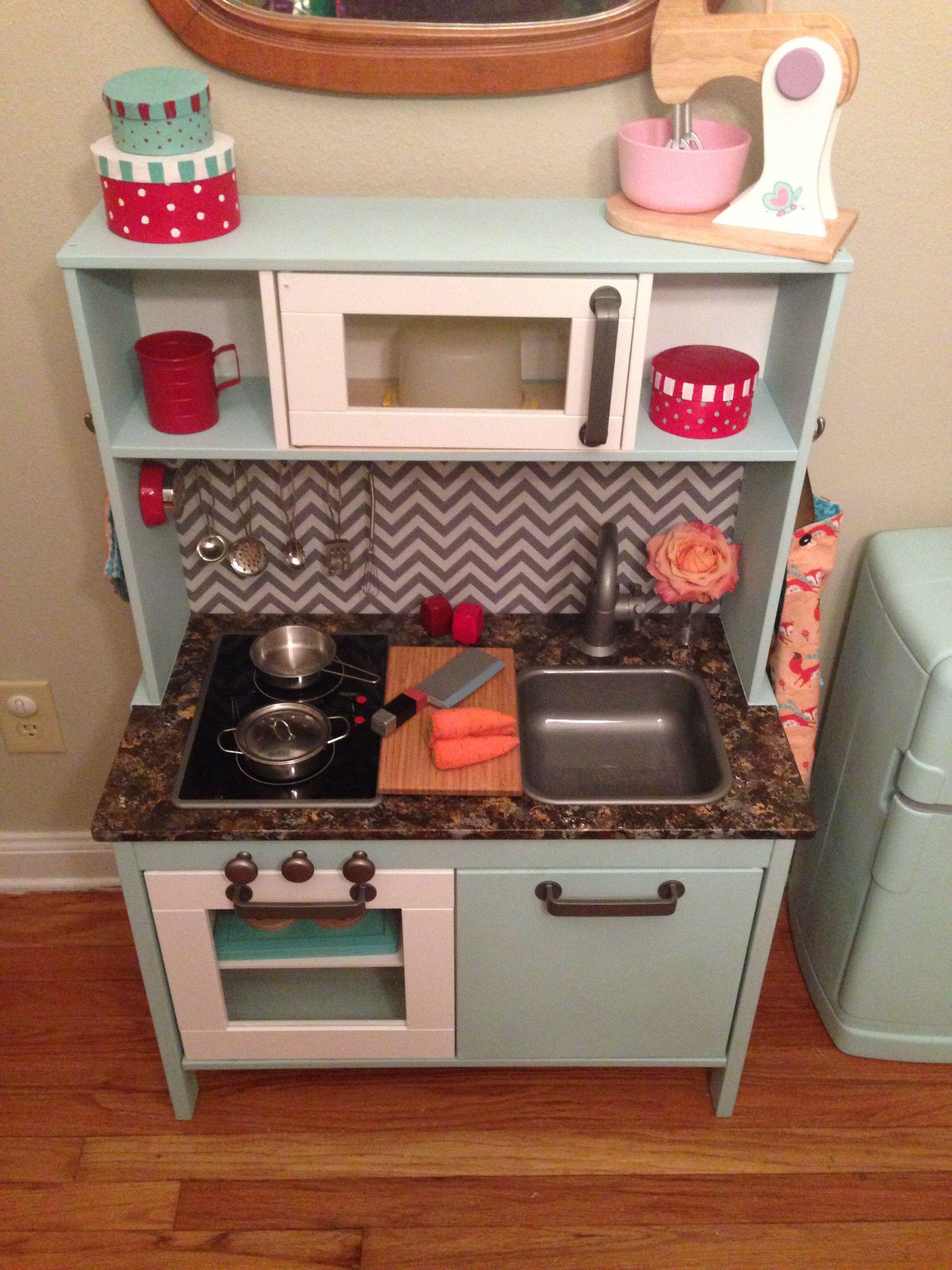 1000 images about ikea duktig kitchen hack on pinterest. Black Bedroom Furniture Sets. Home Design Ideas